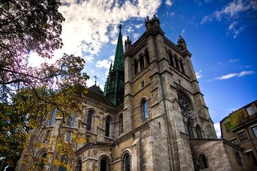 Catedral de Ginebra