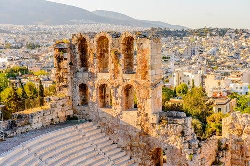 Anfiteatro de la Acrópolis