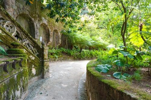 Jardines de Quinta da Regaleira