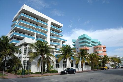 Distrito Art Decó en Miami