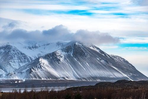 Borgarnes en Islandia