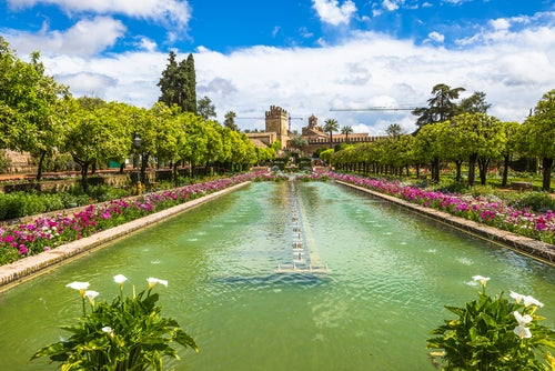 El Alcázar de los Reyes Cristianos de Córdoba, un monumento único