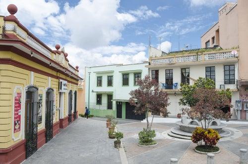 Xalapa en Veracruz