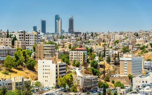 Amman en Jordania