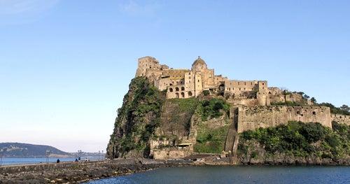 Castillo Aragonés en Ischia