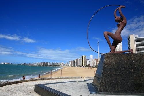 Fortaleza en Brasil