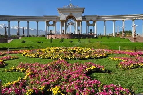 Almaty en Kazajistán