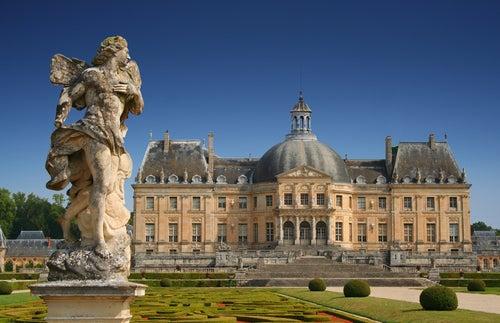La barroca belleza del Castillo de Vaux-le-Vicomte