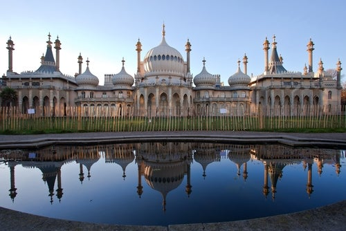 Royal PAvilion en Brighton