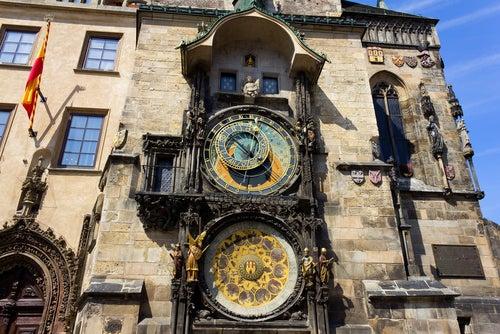 Relojes famosos Praga
