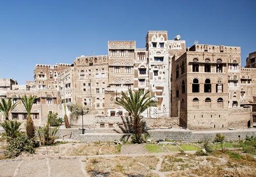 Sanaá en Yemen, una hermosa ciudad en peligro