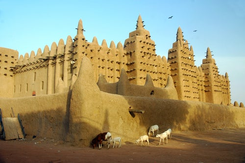 Mezquita de Djeneé