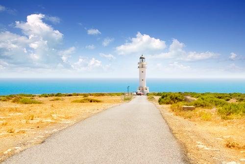 Faro del Cap de Barbaria en Formentera