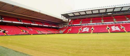 Estadio del Liverpool