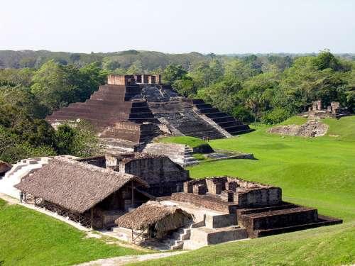 Comalcalco en Tabasco
