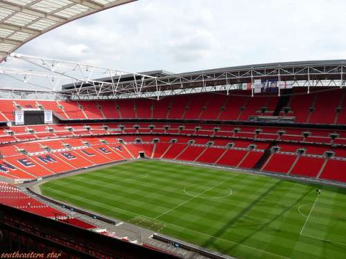 Estadio de Wembley, Londres
