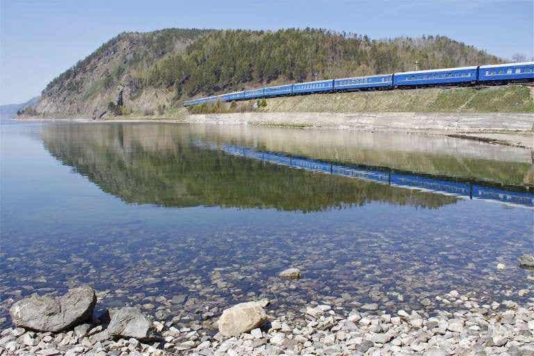 El ferrocarril Transiberiano cumple 100 años