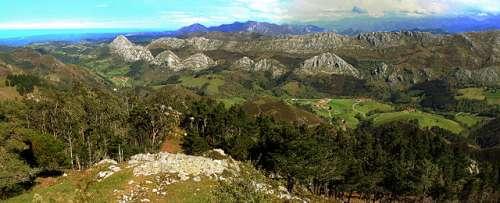 Sierra del Sueve, Asturias