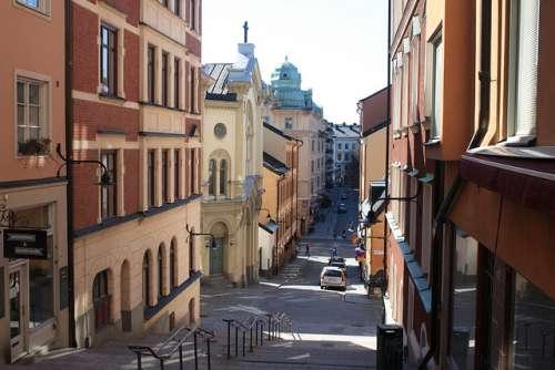 Sodelmarlm en Estocolmo