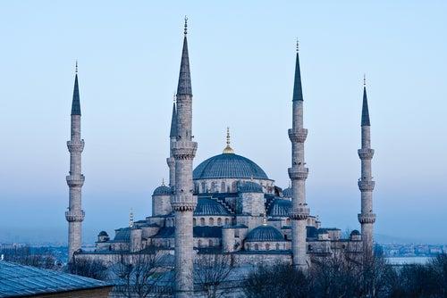 Mezquita Azul en Estambul