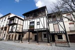 Covarrubias en Burgos