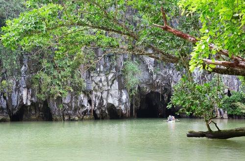 Puerto Princesa en Filipinas