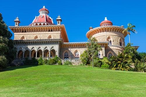 El Palacio de Monserrate en Sintra, puro romanticismo