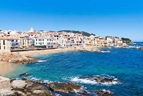 Calella de Palafrugell en Girona, esencia del Mediterráneo