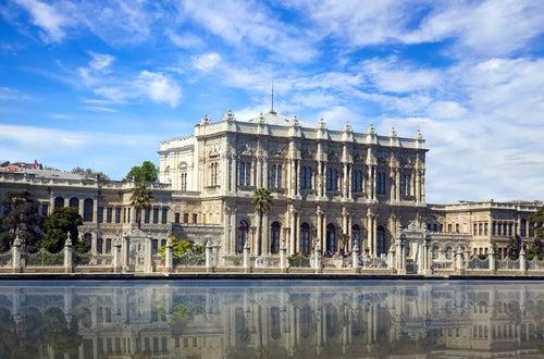 El grandioso Palacio Dolmabahce de Estambul