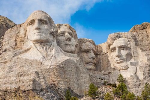 Vamos a conocer el impresionante Monte Rushmore