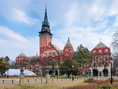 Subotica en Serbia