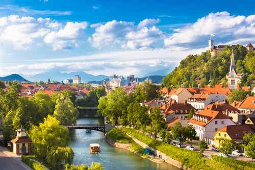 Liubliana, una ciudad verde en Europa
