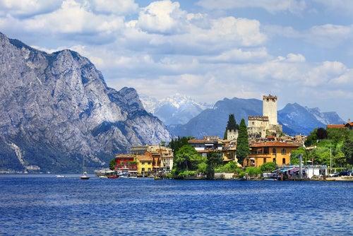 Recorremos los lagos italianos más bonitos