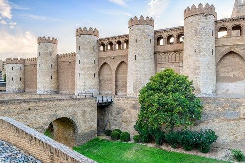 El encanto del Palacio de la Aljafería de Zaragoza