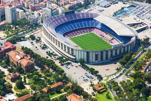 Estadio F. C. Barcelona