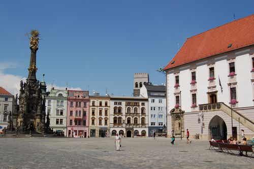 Olomouc, belleza serena en la República Checa