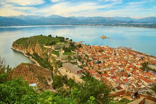 La península del Peloponeso, un paseo por la historia