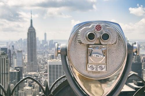 Lugares selfie, Nueva York