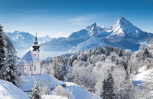 Los lugares más espectaculares de los Alpes