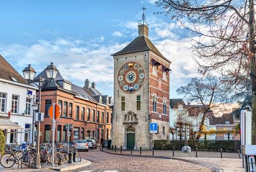 Reloj astronómico de Lier