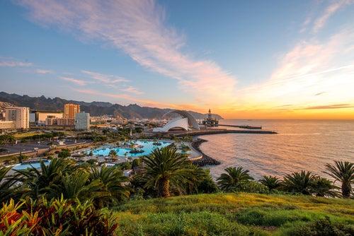 La belleza de Tenerife desde algunos de sus miradores