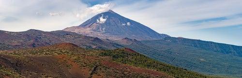Mirador de La Tarta en Tenerife
