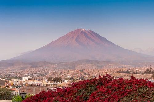 Arequipa en Perú