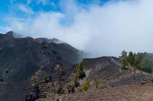 Seguimos la Ruta de de los Volcanes en La Palma