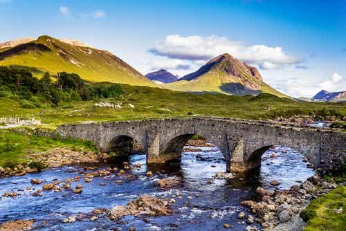 5 fantásticos atractivos naturales de Escocia
