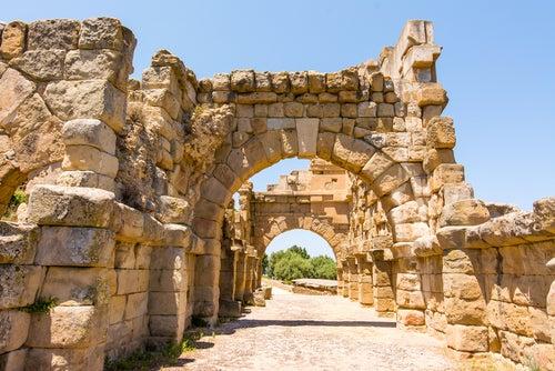 Ciudad romana de tíndaris