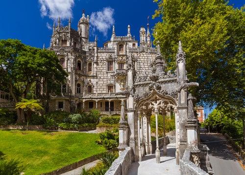 Un palacio singular: la Quinta da Regaleira en Sintra