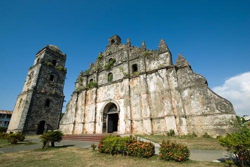 Iglesia de San Agustín, Paoay Filipinas