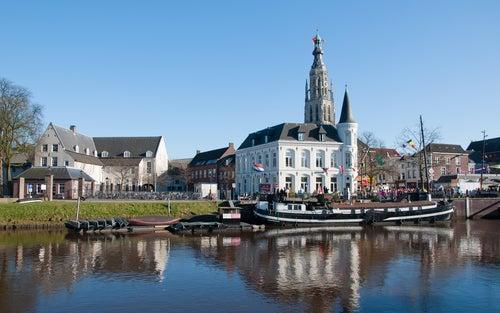 Breda en el Ducado de Brabante
