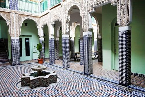Riad en Meknes